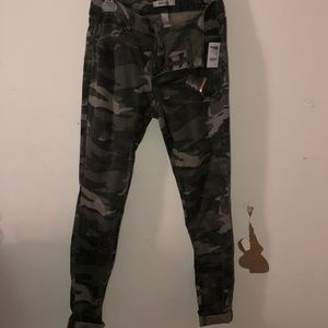 Comfy Camo Jeans